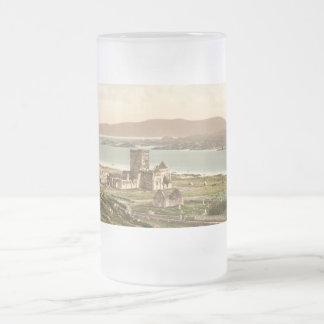 Caneca De Cerveja Vidro Jateado Abadia de Iona, Argyll e Bute, Scotland