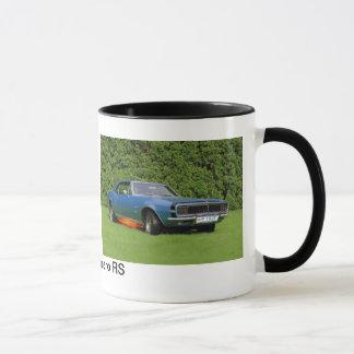 Caneca de Chevy Camaro RS