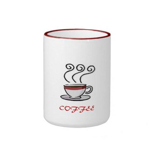 'Caneca de COFFEE@