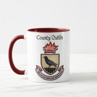 Caneca de Dublin do condado