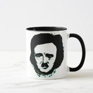 Caneca de Edgar Allan Poe