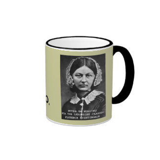 Caneca de Florence Nightingale