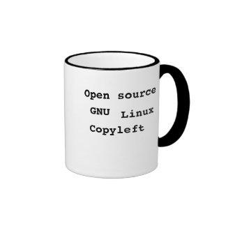 Caneca de Linux