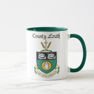 Caneca de Louth do condado