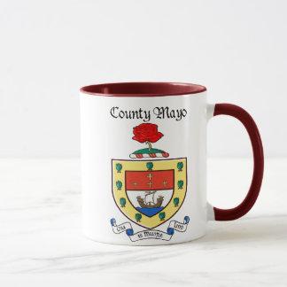 Caneca de Mayo do condado