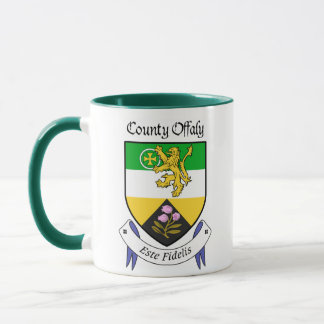Caneca de Offaly do condado