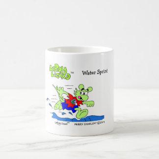 Caneca de Sprint da água do lagarto de LeRoy