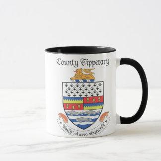 Caneca de Tipperary do condado