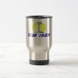 Caneca de Travle da trilha da estrela