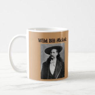 Caneca de Wild Bill Hickok/Wild Bill Hickok Becher