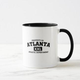 Caneca Departamento atlético de Atlanta