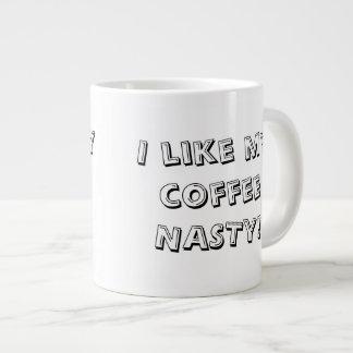 Caneca desagradável da extra grande do café jumbo mug