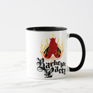 Caneca Despedida de solteiro no fogo