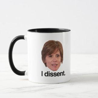 Caneca Dissidência de Sally Yates -