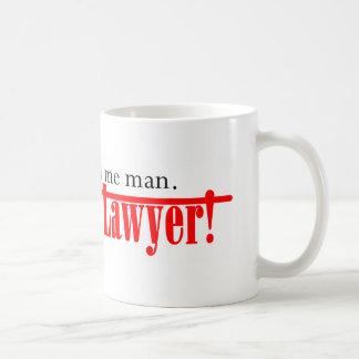 Caneca do advogado