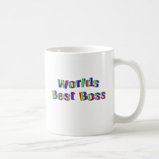 Caneca do chefe do mundo a melhor