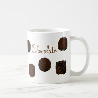 Caneca do chocolate