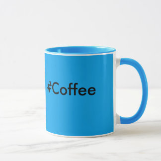 Caneca do #Coffee