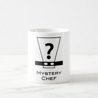 Caneca do cozinheiro chefe do mistério