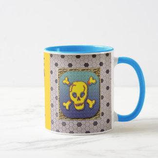 Caneca do crânio #2 do café