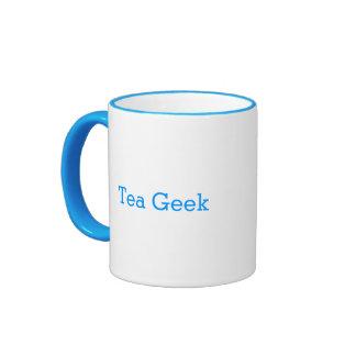 Caneca do geek do chá