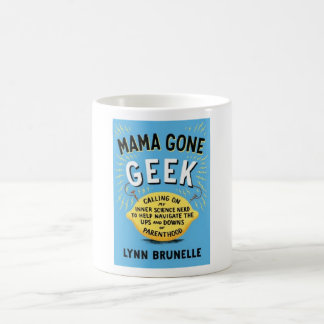 Caneca do Mama Ir Geek