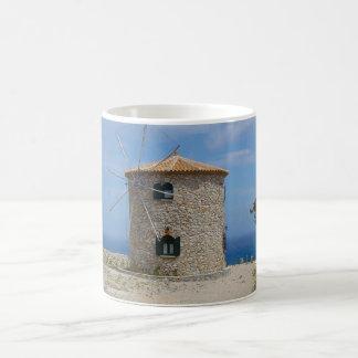 Caneca do moinho de vento de Zakynthos