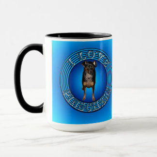 Caneca do Pinscher
