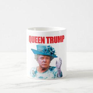 Caneca do trunfo da rainha de Donald Trump
