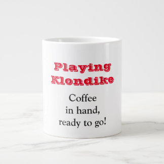 Caneca dos jogadores de Klondike