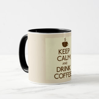 Caneca drink coffee