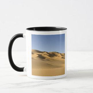 Caneca ERG Awbari, deserto de Sahara, Fezzan, Líbia. 5