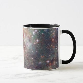 Caneca Espaço de Hubble da nebulosa do Tarantula