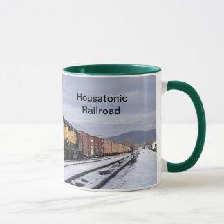 Caneca - estrada de ferro de Housatonic