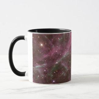 Caneca Estrelas na nebulosa do Tarantula