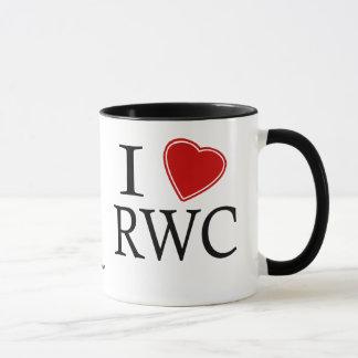 Caneca Eu amo RWC