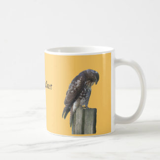 Caneca - falcão - sempre vigilante