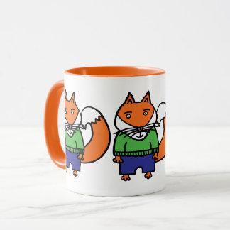 Caneca Felix o Fox