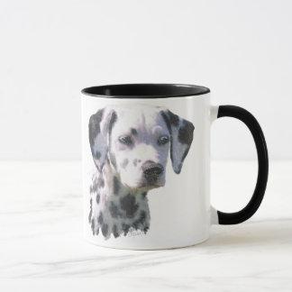 Caneca Filhote de cachorro Dalmatian