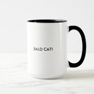 Caneca Gato calvo