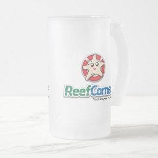 Caneca Gelada Reefcorner Translucido Fosco