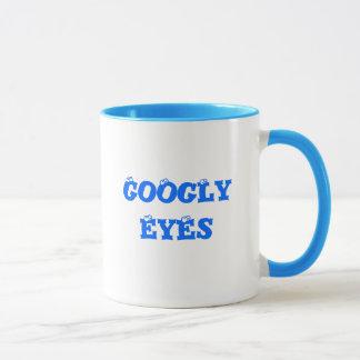 Caneca Googly dos olhos