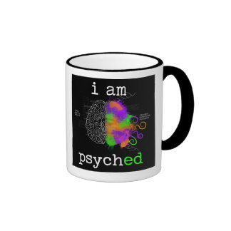 Caneca I'm Psyched