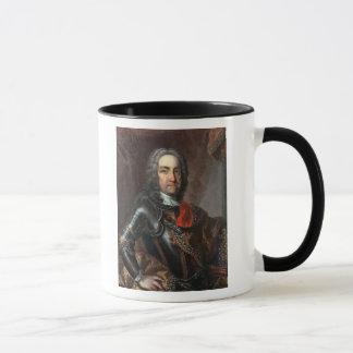 Caneca Imperador romano santamente de Charles VI