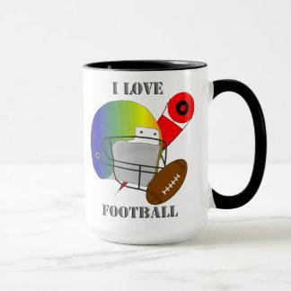 Caneca J Football love