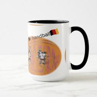 Caneca j love handball