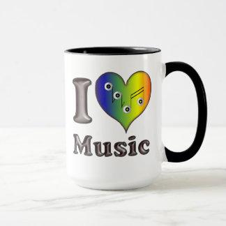 Caneca J Music love