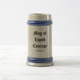Caneca líquida da coragem - v2.0