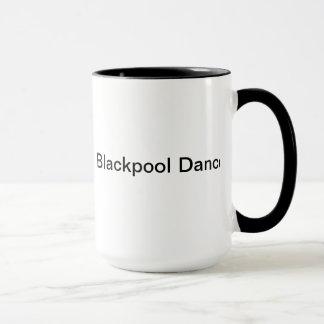 Caneca logoed dança de Blackpool
