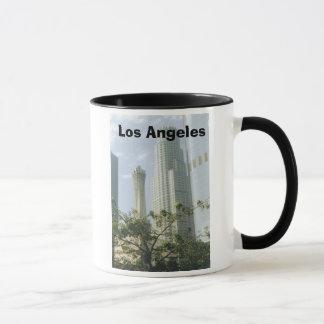 Caneca Los Angeles do centro